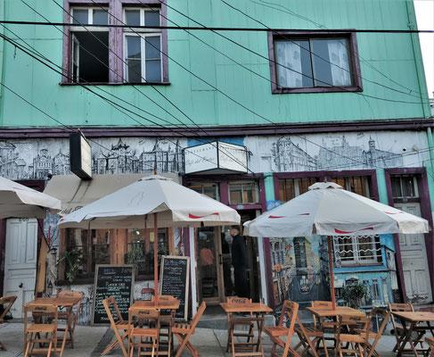 Das Restaurant Pintor....