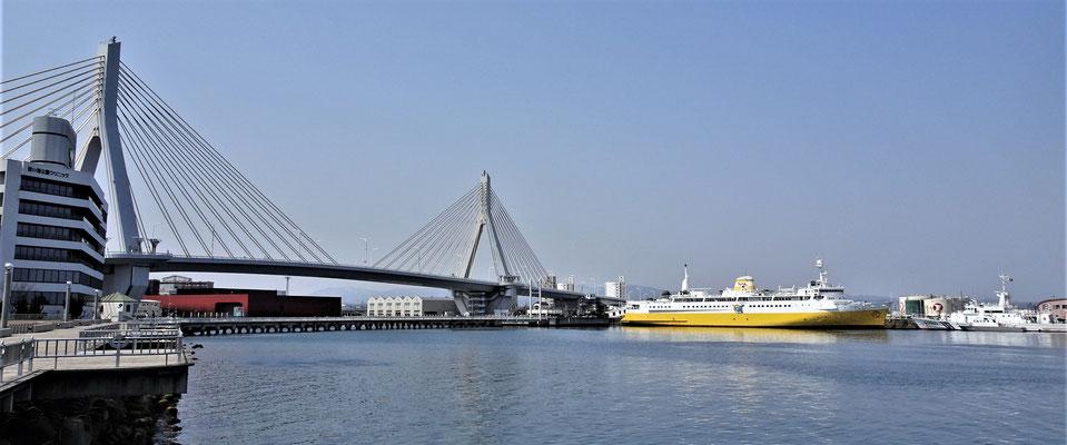 Die Bay Bridge und.....