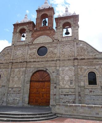 Die Kathedrale aus dem Jahr 1797.....