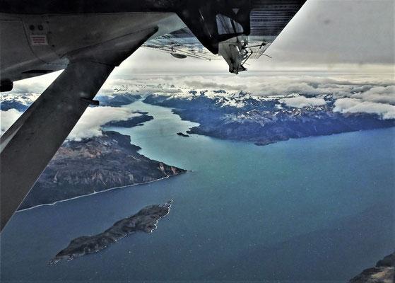 .....und Fjorde.....