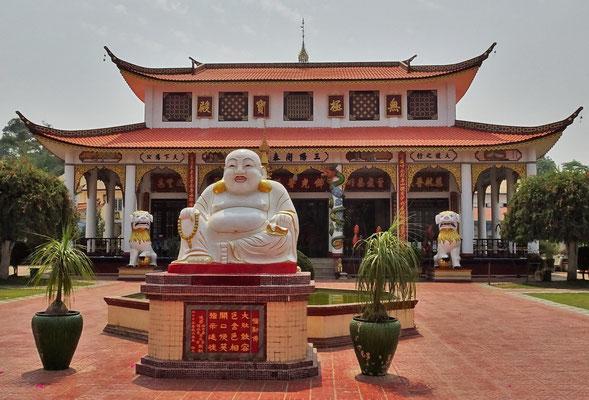 Eine neue Tempelanlage.....