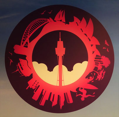 Das Symbol des Sydney Towers....