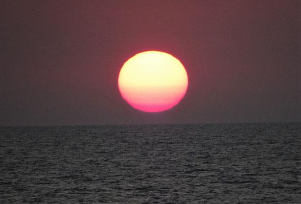 ....Sonnenuntergänge....
