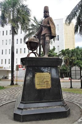 Der Namensgeber der Philippinen, König Felipe von Spanien.