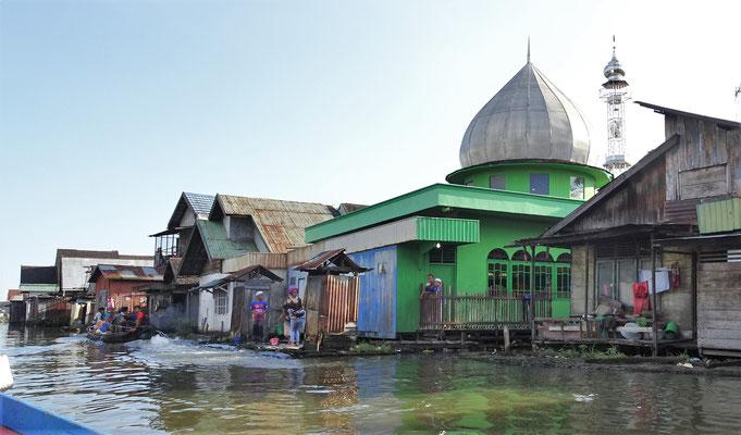 """Das """"schönste Gebäude"""" war immer die Mosche."""