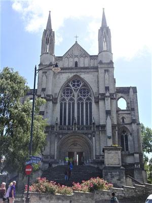 Die Kathedrale von 1920....