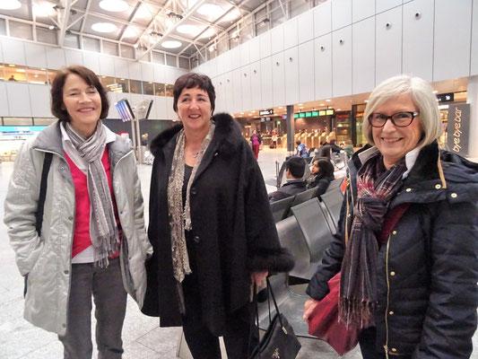 Iren, Margrit, Anita
