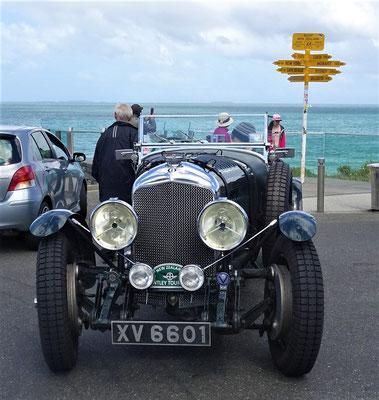 Der Bentley Club von England.....
