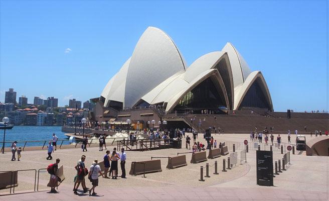 ....das Wahrzeichen von Australien.
