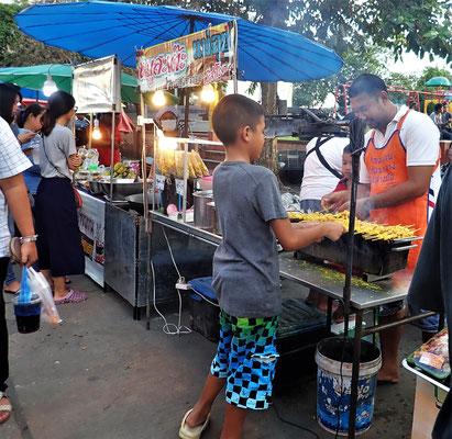 Der Samstag-Markt.....