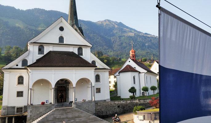 Die Kirche von Stans......
