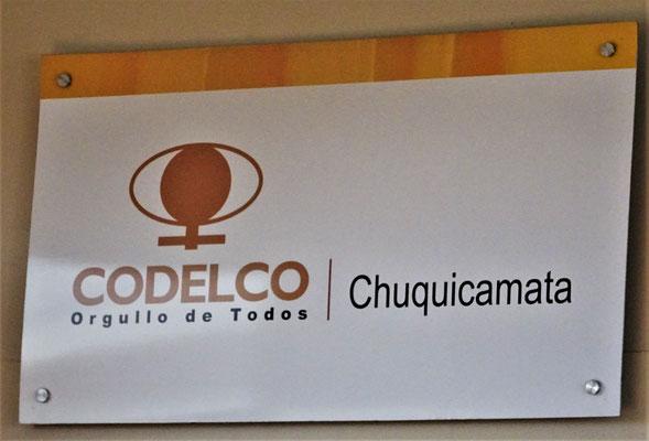 Die Chuquicamata Mine....