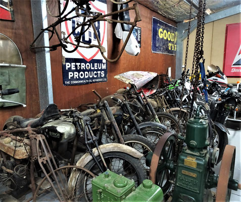 .....werden diese Motorräder von.....