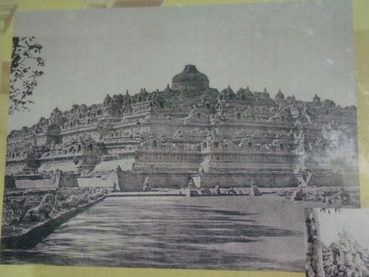 Ein Foto aus dem 19. Jh.