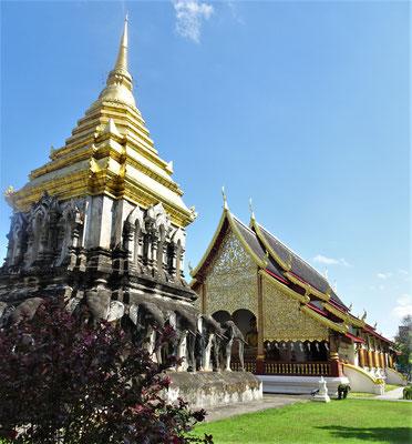 ....der Wat Chiang Man.