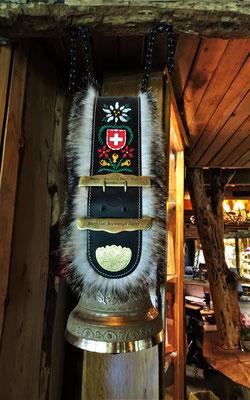 .....und dem Geschenk aus der Schweiz.