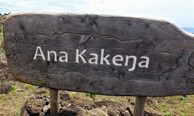 Ana Kakenga ist eine......