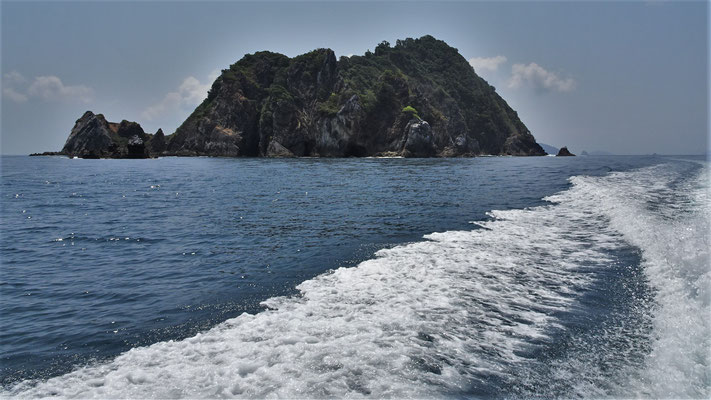 ....anderen Insel um in...