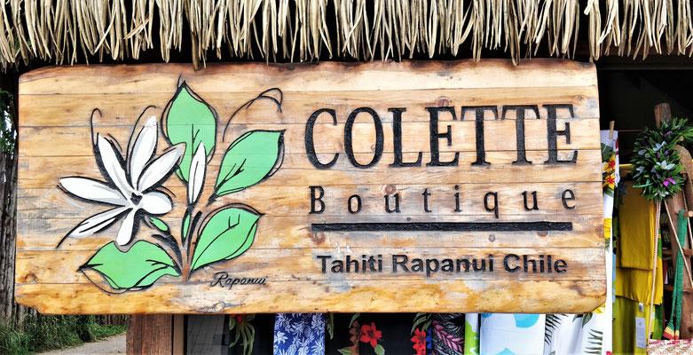 Hat Colette hier eine Boutique??