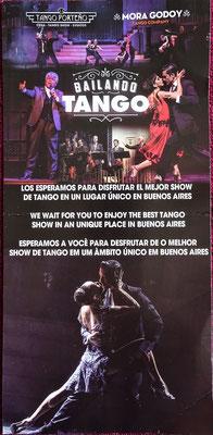 Die Tango-Show....