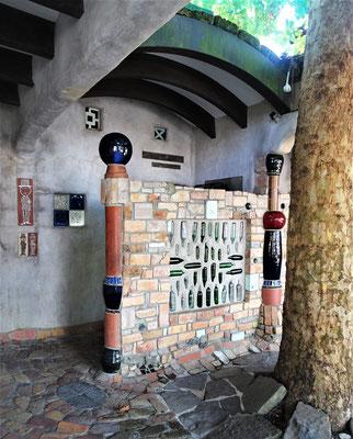 Es ist das meist fotografierte WC in Neuseeland.
