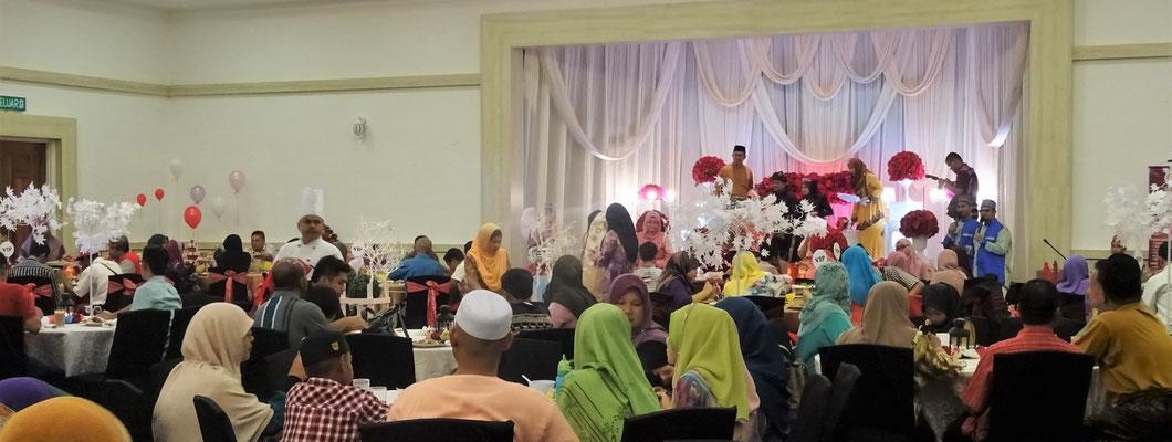 Malysische Hochzeit von...