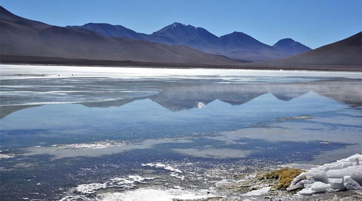 Die Weisse Lagune.....