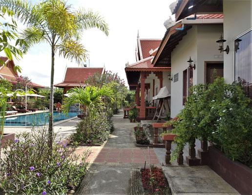 .....in Battambang mit....