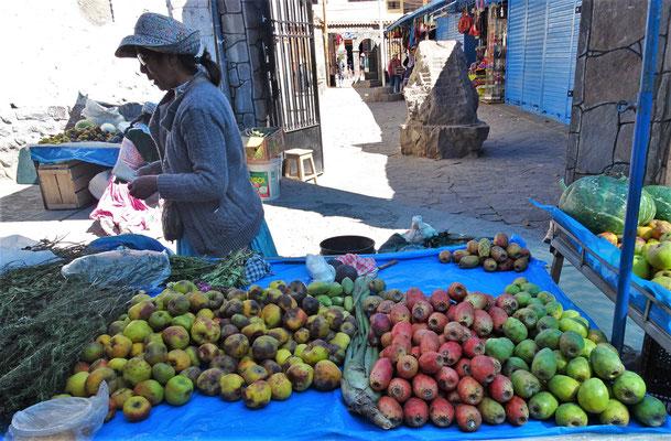 Kaktusfrüchte.