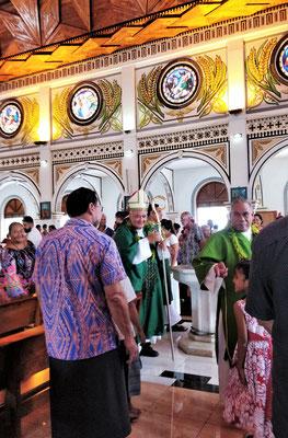 Der Bischof von Fiji.