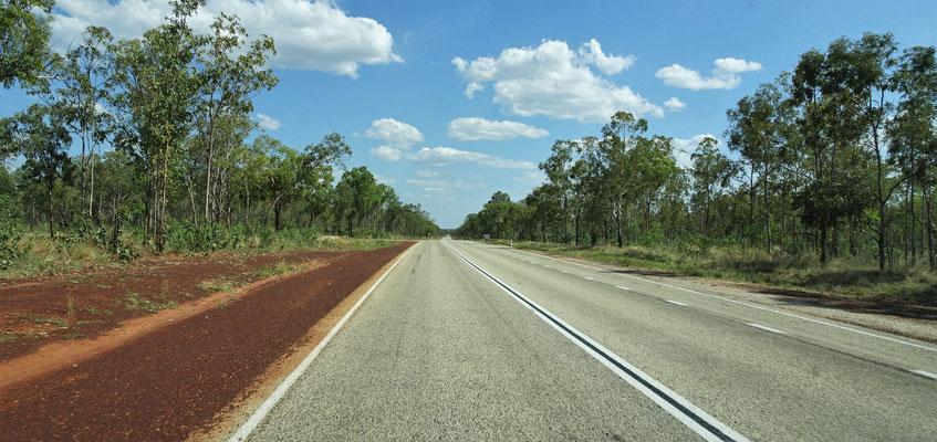...Weg nach Alice Springs.....