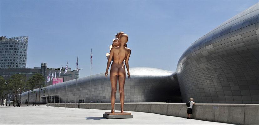 Das Dongdaemun Placa von....