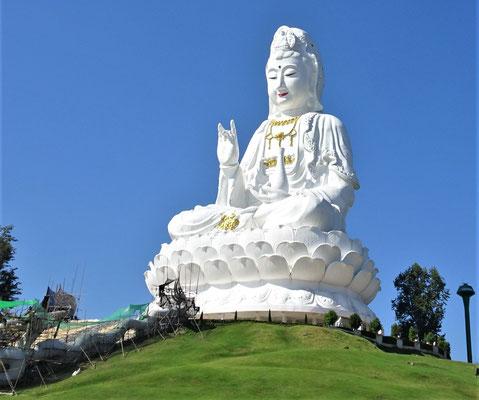 Der Wat Huay Plakang.......