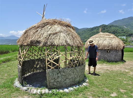 .....der Reisbauern aufgebaut.