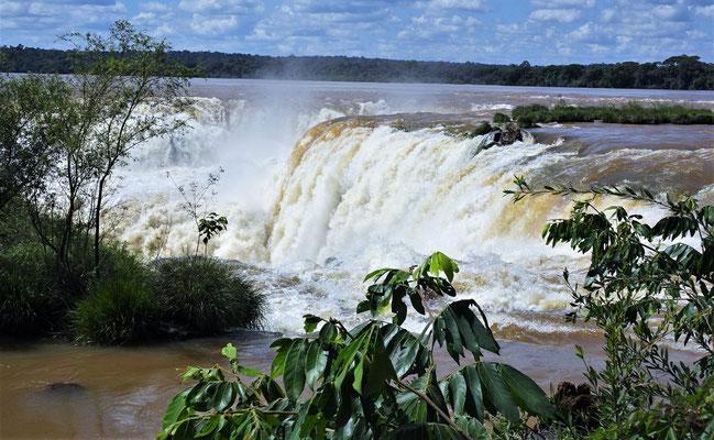 .....in der Sprache der Guarani.