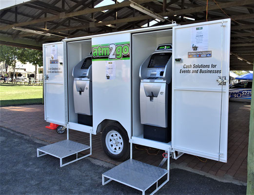 Diesen ATM Anhänger stand zum Verkauf.