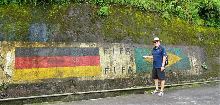 Die FIFA und der World Cup....