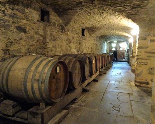 ....Weinkeller aus der Gründerzeit.....