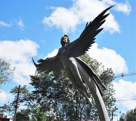 Die Sphinx von Penol.