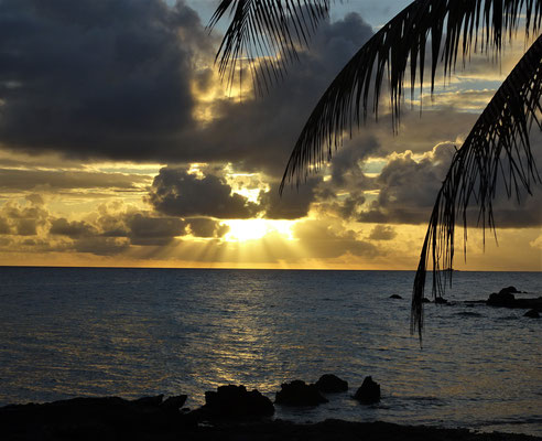 .......Sonnenuntergang.
