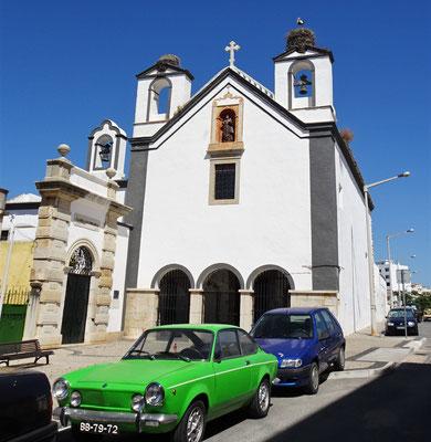 Der Convento de Santo Antonio......
