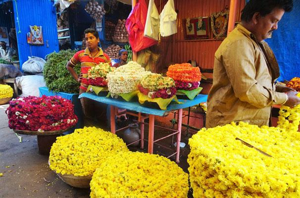 Der Blumen Händler...