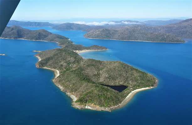.....auf die Inseln.....