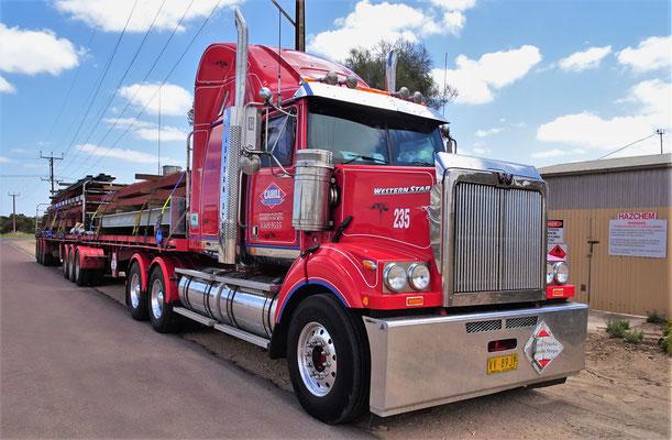 Schöne Trucks...