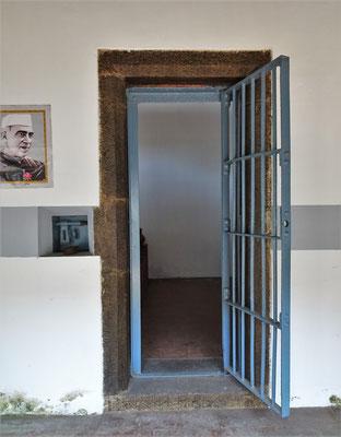 Das alte renovierte Gefängniss...