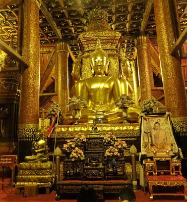 ......und der Buddha im Innern.