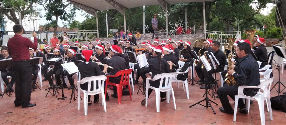 .....und das Konzert der Jugendmusik.