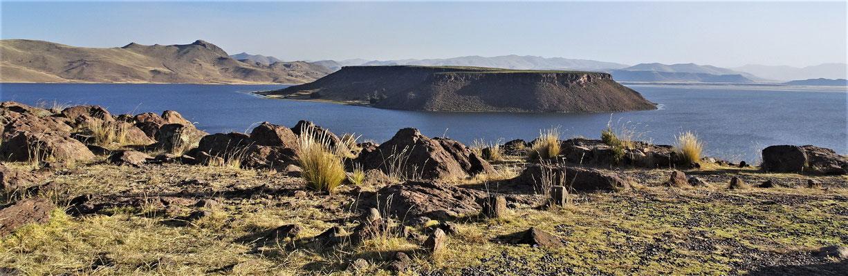 Der Umayo See.