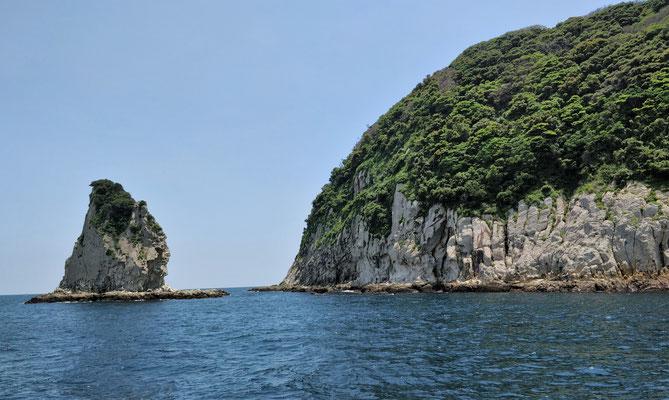 Die Insel Munseom.
