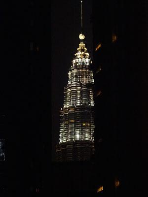 ...und die Petronas Tower..